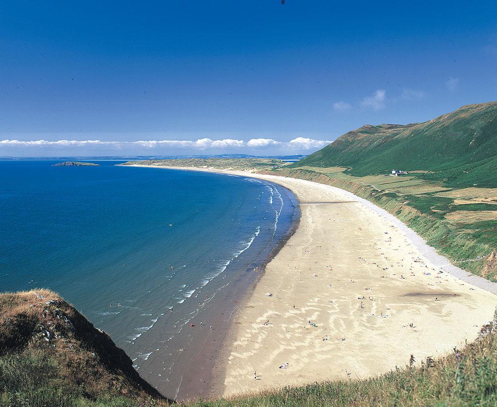 Rhossili Gower Peninsula